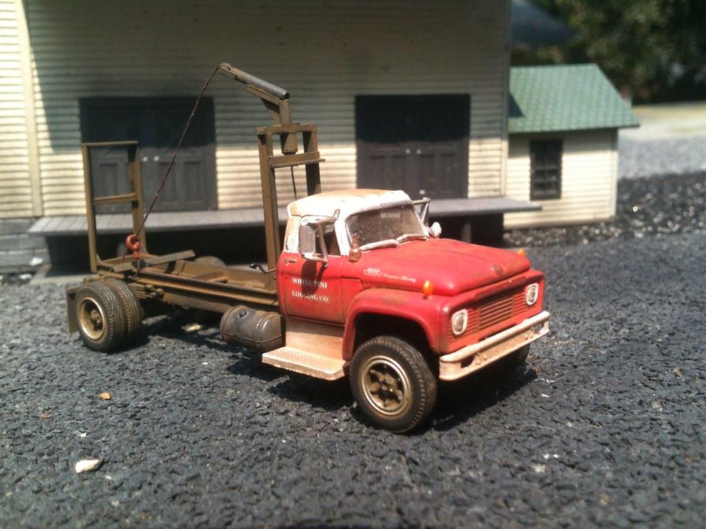 New Ford Trucks >> Ford F850 pulpwood truck | jredding666 | Flickr