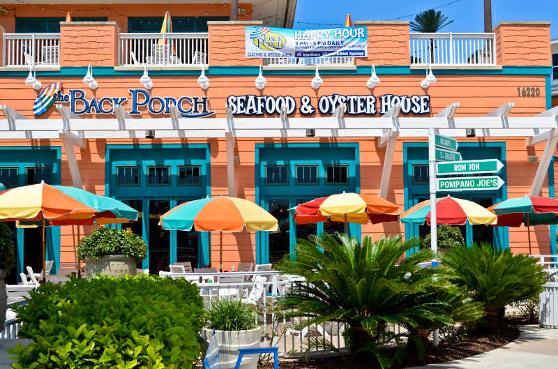 Panama City Beach Florida Seafood Restaurants