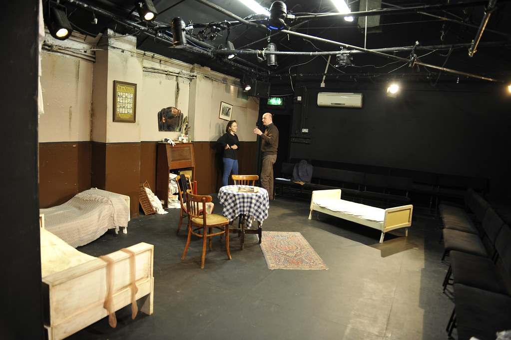 white bear theatre 3 white bear flickr. Black Bedroom Furniture Sets. Home Design Ideas