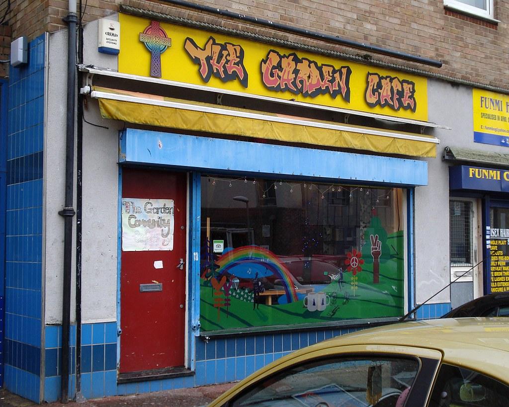 Garden Cafe New Hyde Park
