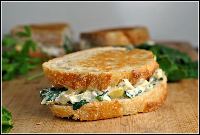 Spinach and Artichoke Melts 3