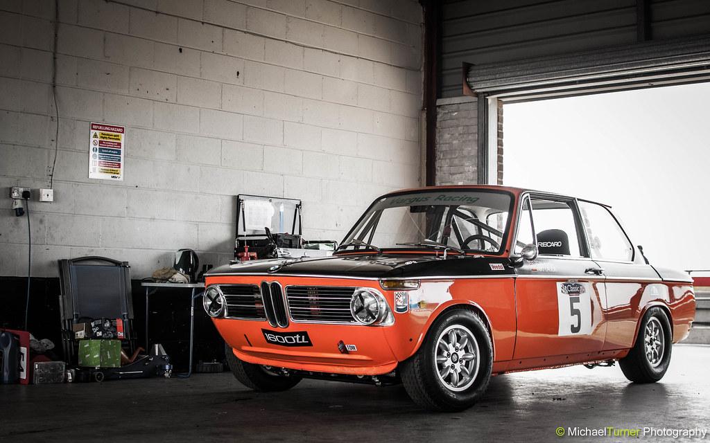 Bmw New Car >> BMW 1600 ti   Classic Sports Car Championship Event - Snette…   Flickr
