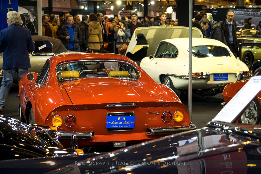 salon retromobile paris 2015 ferrari dino quelques photo flickr. Black Bedroom Furniture Sets. Home Design Ideas