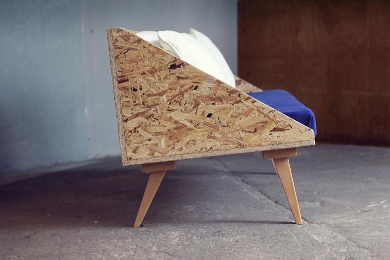 Haussmith le petite canap for Le canape maker