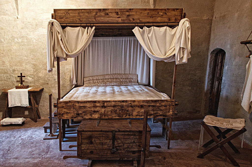 Medieval Bedroom Ana Koluto Flickr