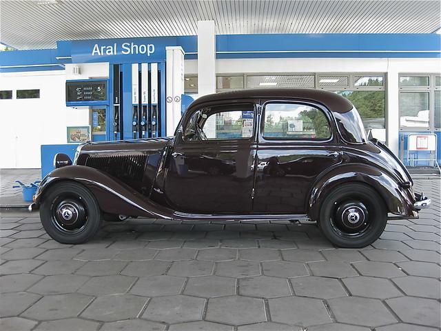 1949 mercedes benz 170v va flickr photo sharing for Mercedes benz in va