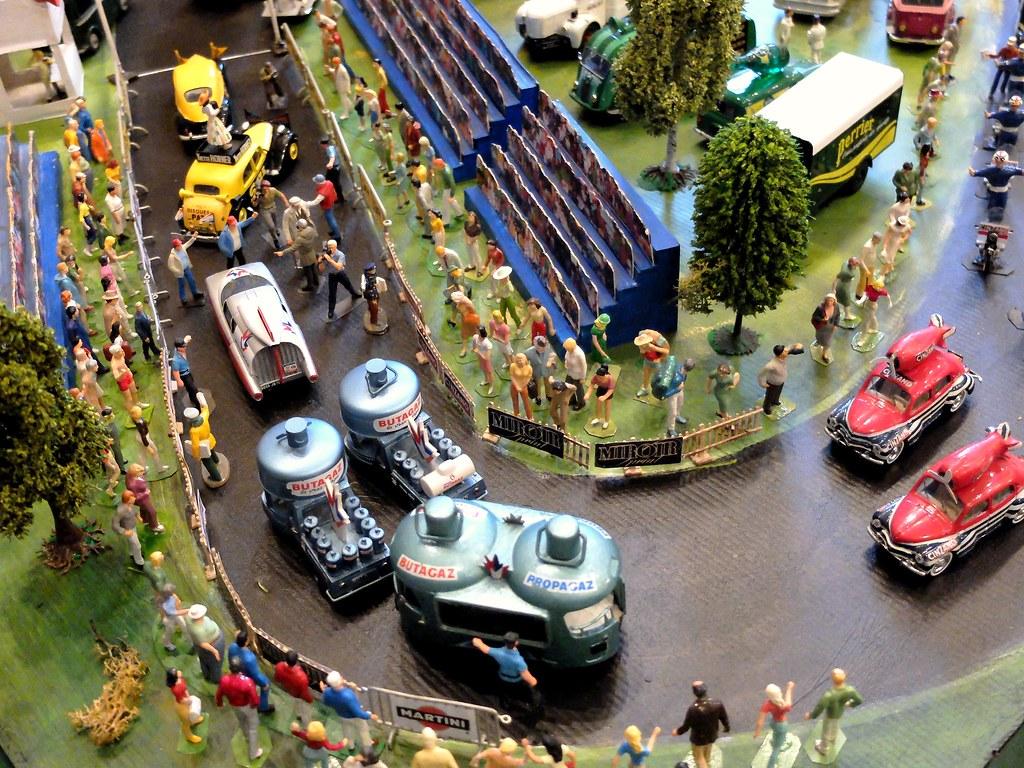 Tour De France Ann 233 Es 50 60 1 43 Caravane Publicitaire