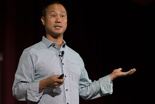 Tony Hsieh | by nan palmero