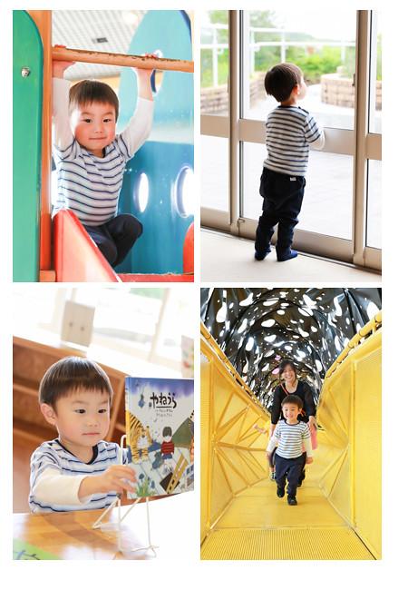 モリコロパーク(愛知県長久手市) 屋外撮影 家族写真 子供写真 ロケーションフォト データ 自然な