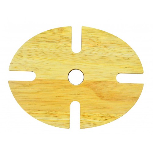 Đồ lót nồi bằng gỗ mẫu số 15