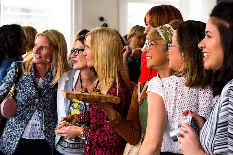 The 30-40+ Blogger Meet (photo by Timmy Vowles)