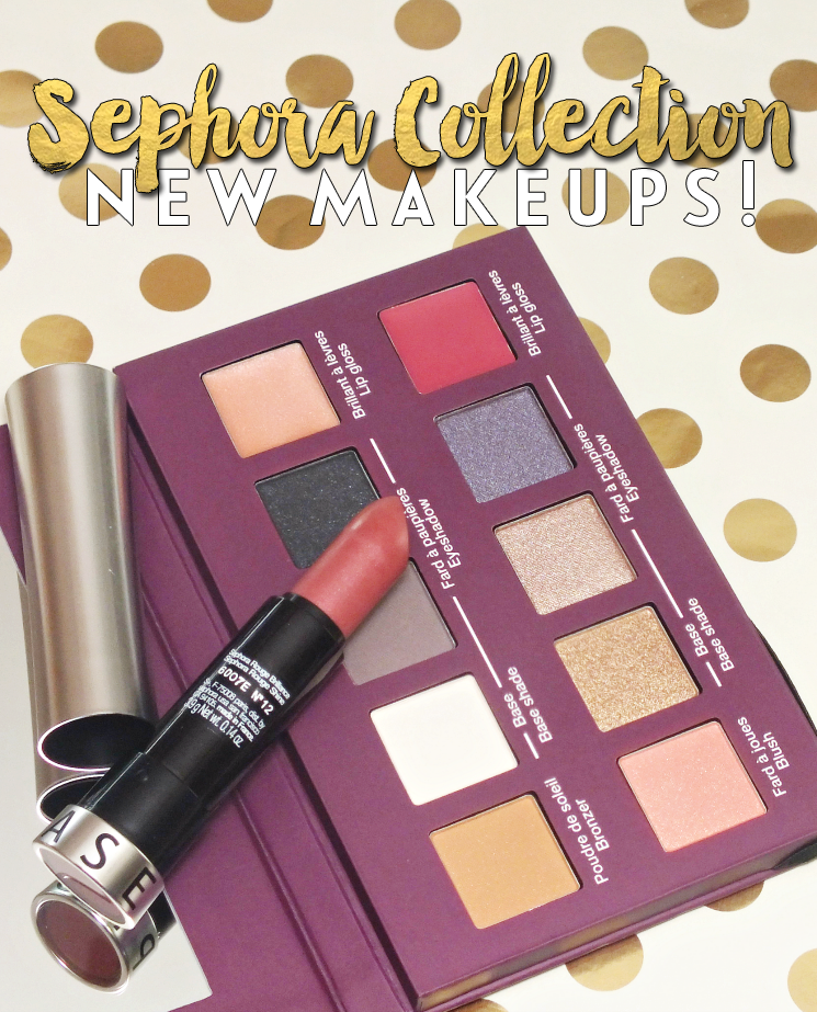 sephora collection new makeup
