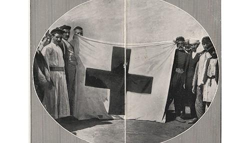 Bandiera bianca del Mussa Dagh