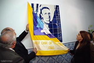 Inauguração Painel D. Francisco Gomes do Avelar