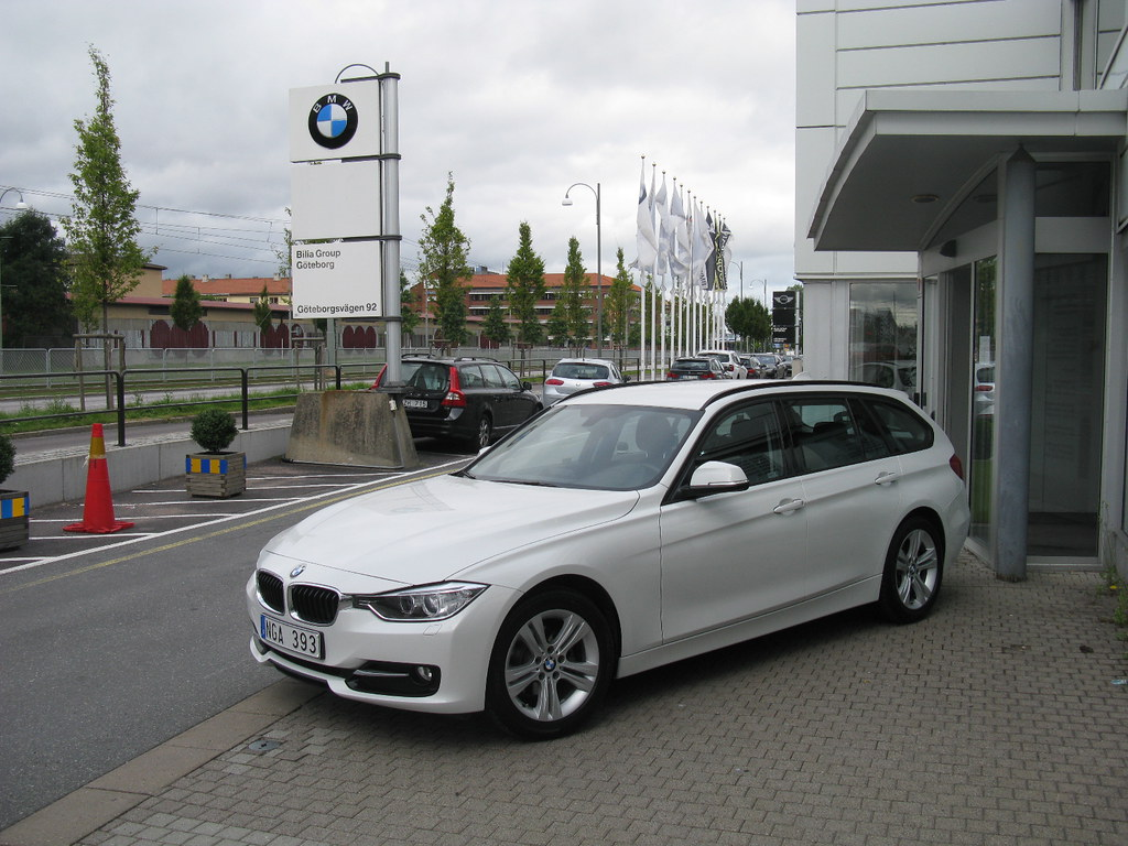 bmw 318d touring sportsline f31 my new car picked it up t flickr. Black Bedroom Furniture Sets. Home Design Ideas