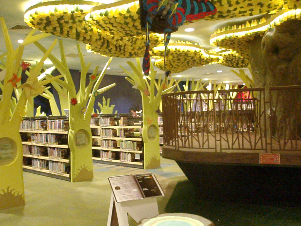 Children S Library Central Public Library Singapore Flickr