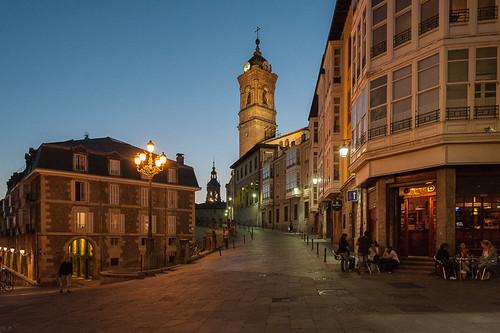 """Foto """"Los Arquillos, Vitoria-Gasteiz"""" by Jacqueline Poggi - Flickr"""