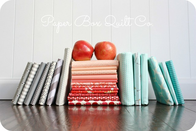 February Fabric Stack Friday