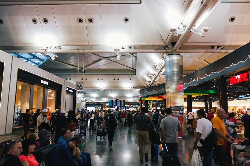 アタトゥルク国際空港