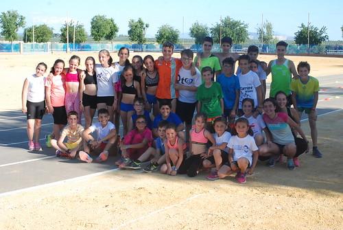 AionSur 27547953046_4dfab9a67b_d El Ohmio contará con una amplia representación en la final del Circuito Provincial de pista Atletismo Deportes