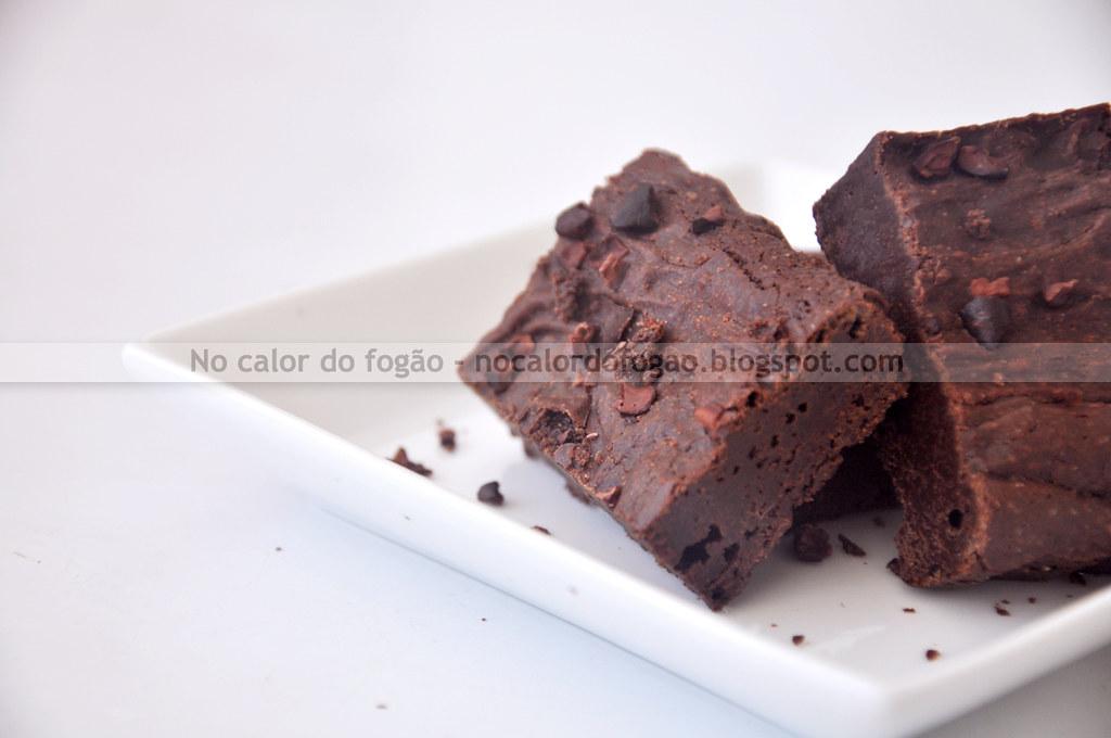 Brownies sem glúten