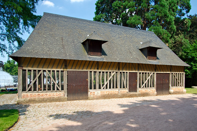 Pressoir du jardin des plantes flickr photo sharing for Animalerie du jardin des plantes