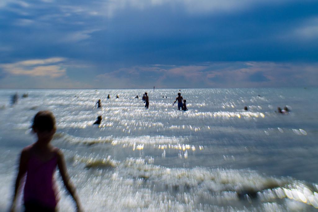 Au bord de la mer #2 | Olympus OM-D Lensbaby Composer with ...