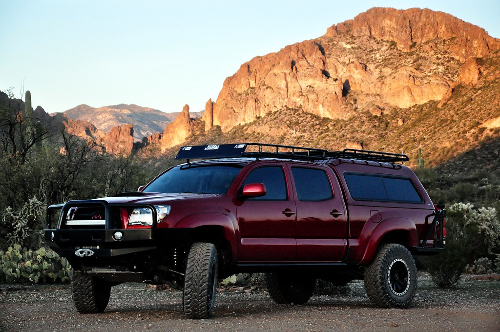 Toyota Tacoma Roof Rack | fangars | Flickr