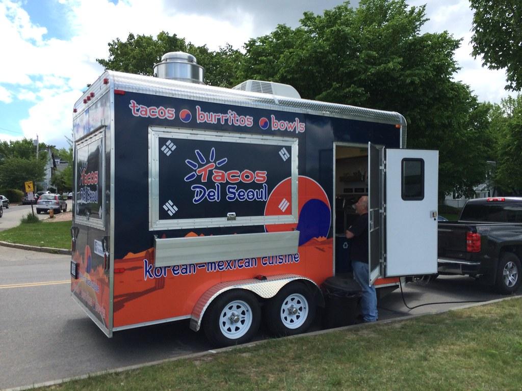 Burritos Food Truck Caen