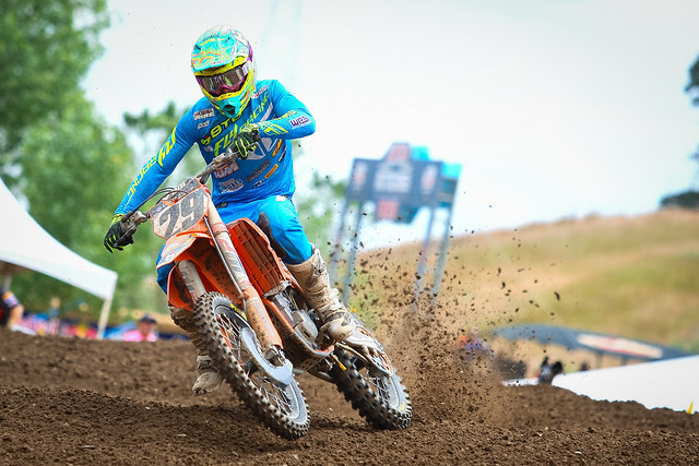Andrew Short Hangtown - Team BTO Sports