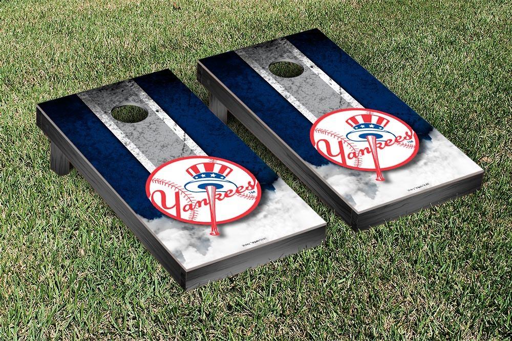 New York Yankees Vintage Cornhole Board