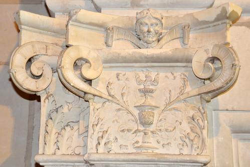 Reiseblog - Schlösser der Loire - Schloss Chambord - Besichtigung der Innenräume - Foto: Brigitte Stolle 2016