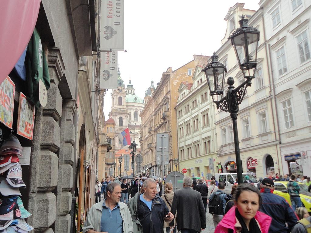Clubes y Clubes en Praga