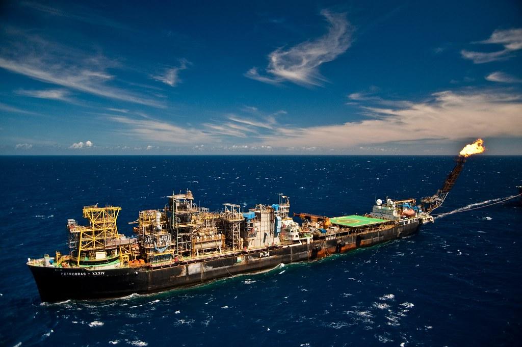 Brasil produziu mais de 3 milhões de barris de petróleo por dia em Janeiro