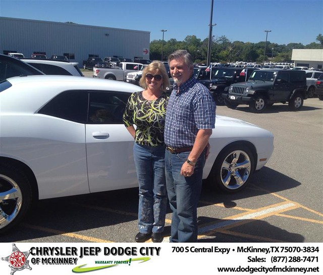 Rogers Rogers Chrysler Jeep Dodge: Thank You To Terrie Rogers On Your New 2013 #Dodge