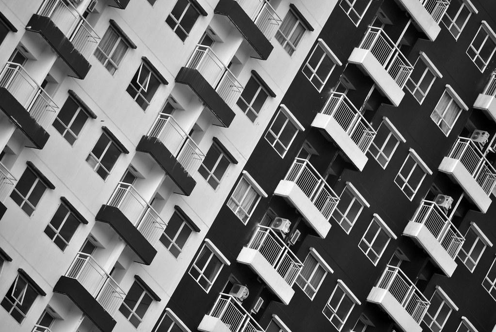 ilustrasi apartemen di daerah jakarta barat