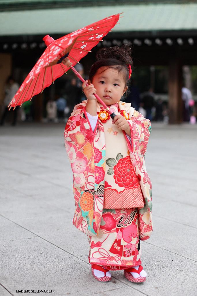Kimono Japonais Enfant