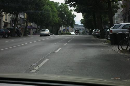 Street View in Aachen