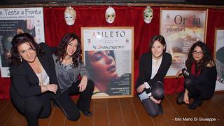 Foto 3 Giovanna Carelli, Laura Colaninno, Lyuba Centrone, Fiorella Cardilli