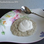 Nigel Slater's porridge