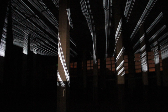 mayer+empl . BA14 . immersive interactive light sculpture . munich . 2014