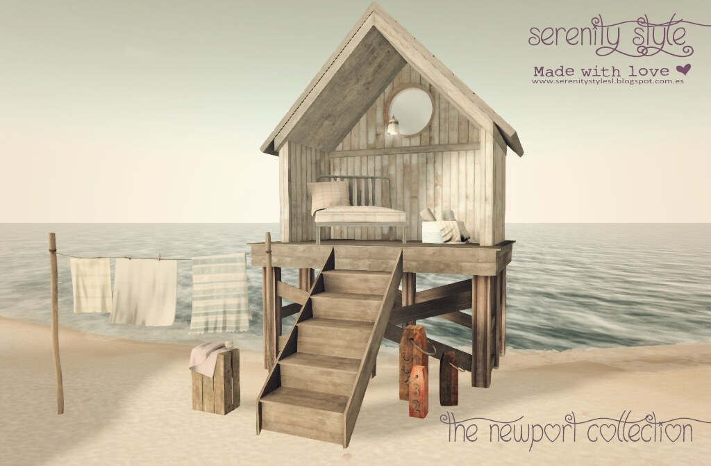 Serenity Style- The Newport col. ad