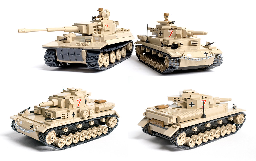 Panzer Iv Moc Cobi Here Is My Panzer Iv Moc I Have