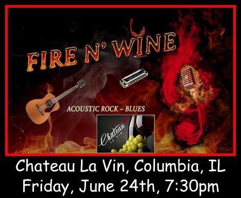 Fire N' Wine 6-24-16
