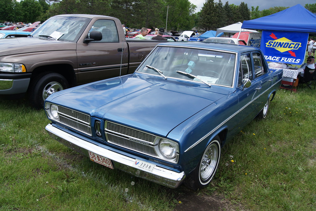 67 Plymouth Valiant 200 29th Annual Midwest Mopars In