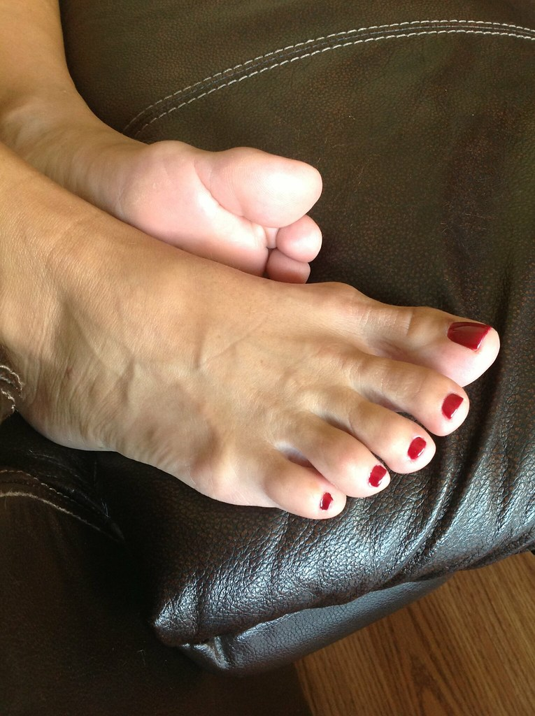 Wifes Feet  Flickr - Photo Sharing-6696