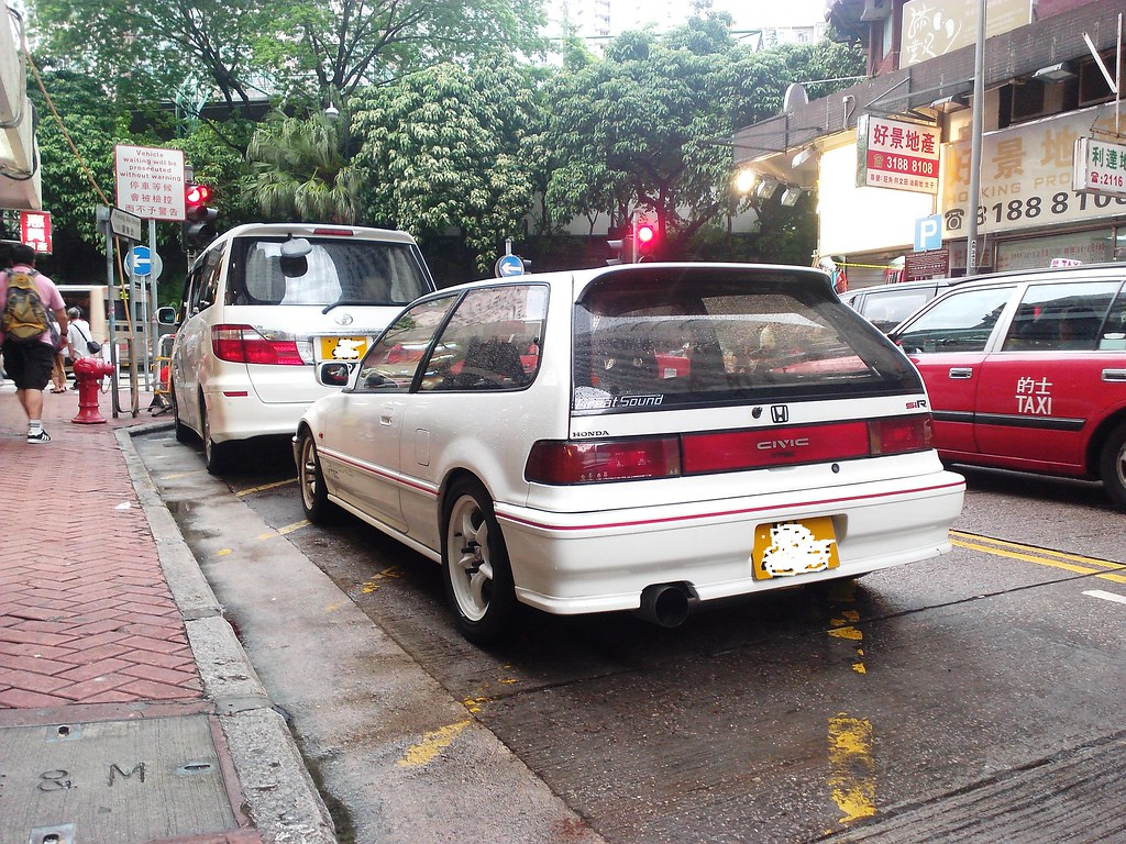 Honda Civic Sir Ef9 Japanese Answer To Volkswagen