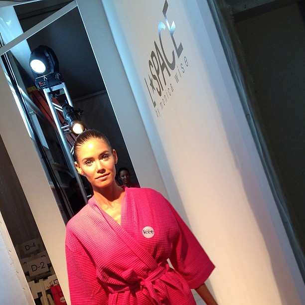 Backstage Fashion Show Hot
