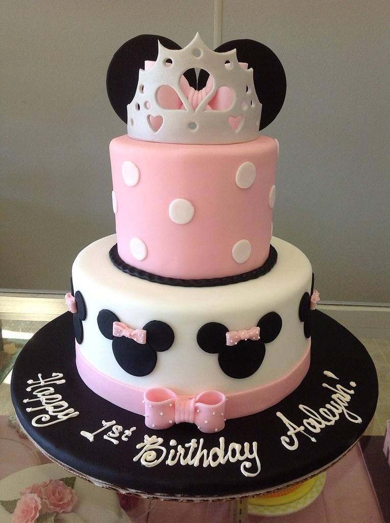 Minnie Mouse Cake Pop Ideas