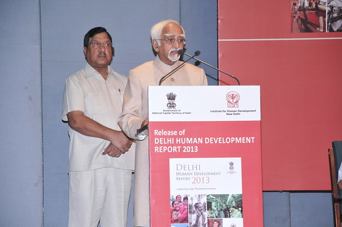 Delhi Human Development Report 2013 Release | by UNDP in India